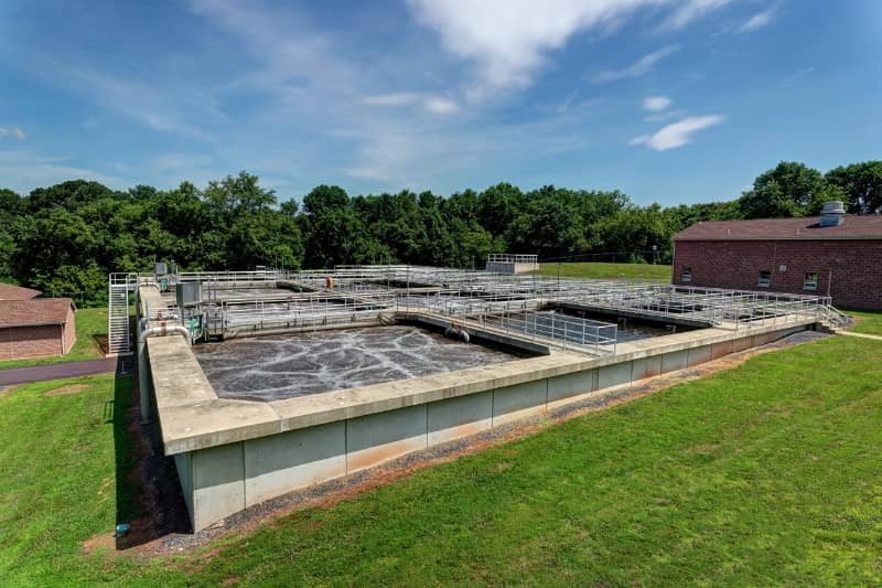 Kings Road Wastewater Treatment Plant